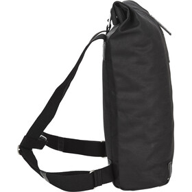 Brooks Pickwick Canvas Mochila Pequeño 12l, total black